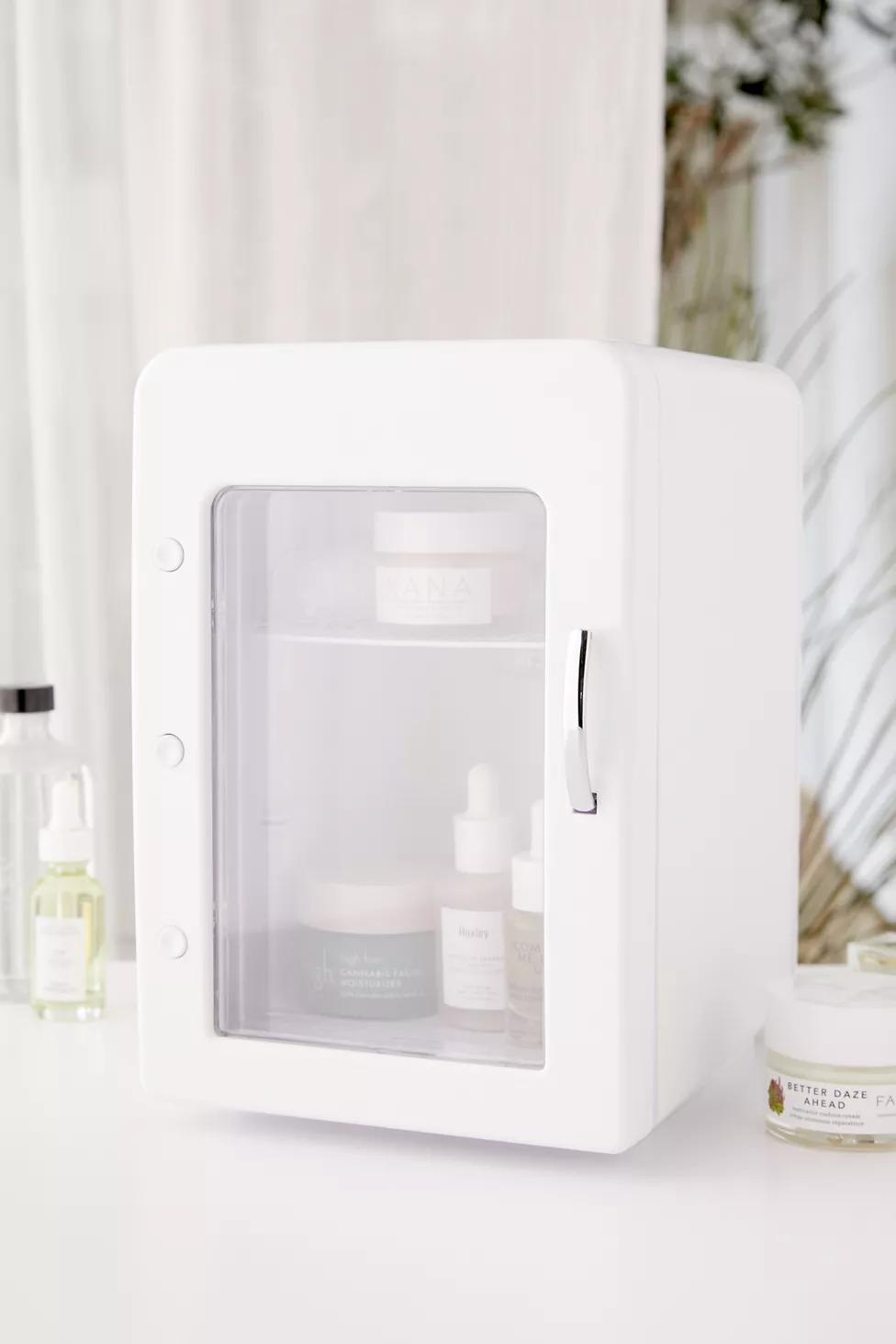 Vanity Fria Mini Beauty Refrigerator in 2020
