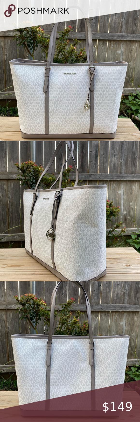 Bright silver leather zipper pouch size medium