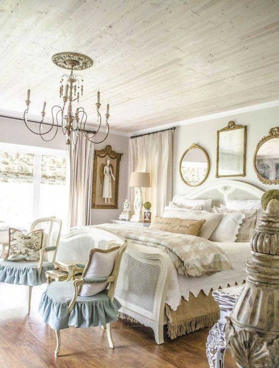 17 Idées De Décoration De Chambre à Coucher Française Simple Sur Un Budget