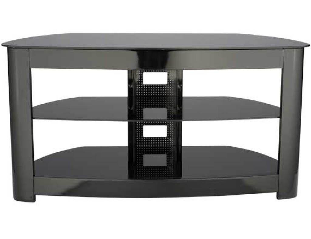 Sanus BFAV344-B1 Three Shelf Audio/Video Stand (Black ...