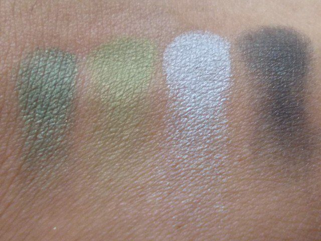 #tipstoes #exotic #eyes #envious #green #review #price and details on the blog #swatch