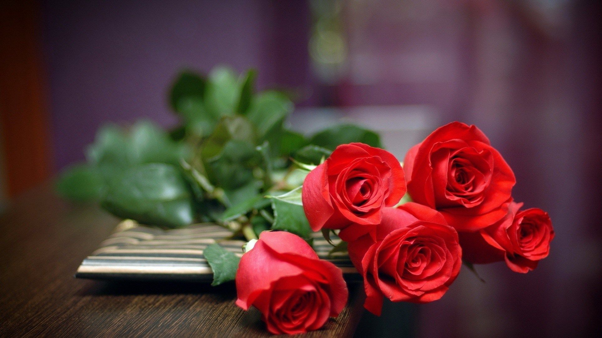 Red Rose Images Hd Wallpapers Photos Pictures Love Wallpaper