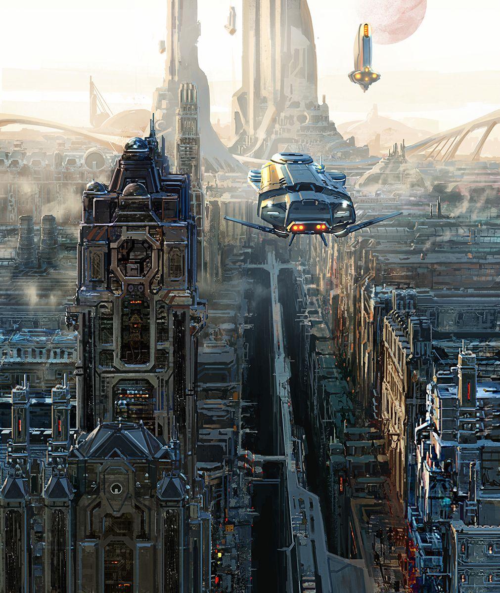459 Best Retro Future Character Images On Pinterest: Pat Presley Sci-Fi Concept Artist