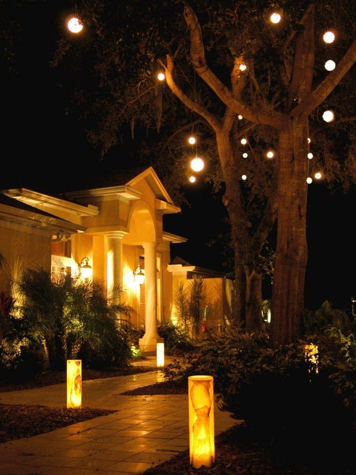 Die Vorteile Der Solarlampen Fur Garten Und Balkon Beleuchtung
