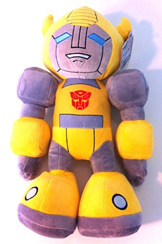"Universal Studios Exclusive Transformers The Ride 3-D 16/"" Bumblebee Plush New"