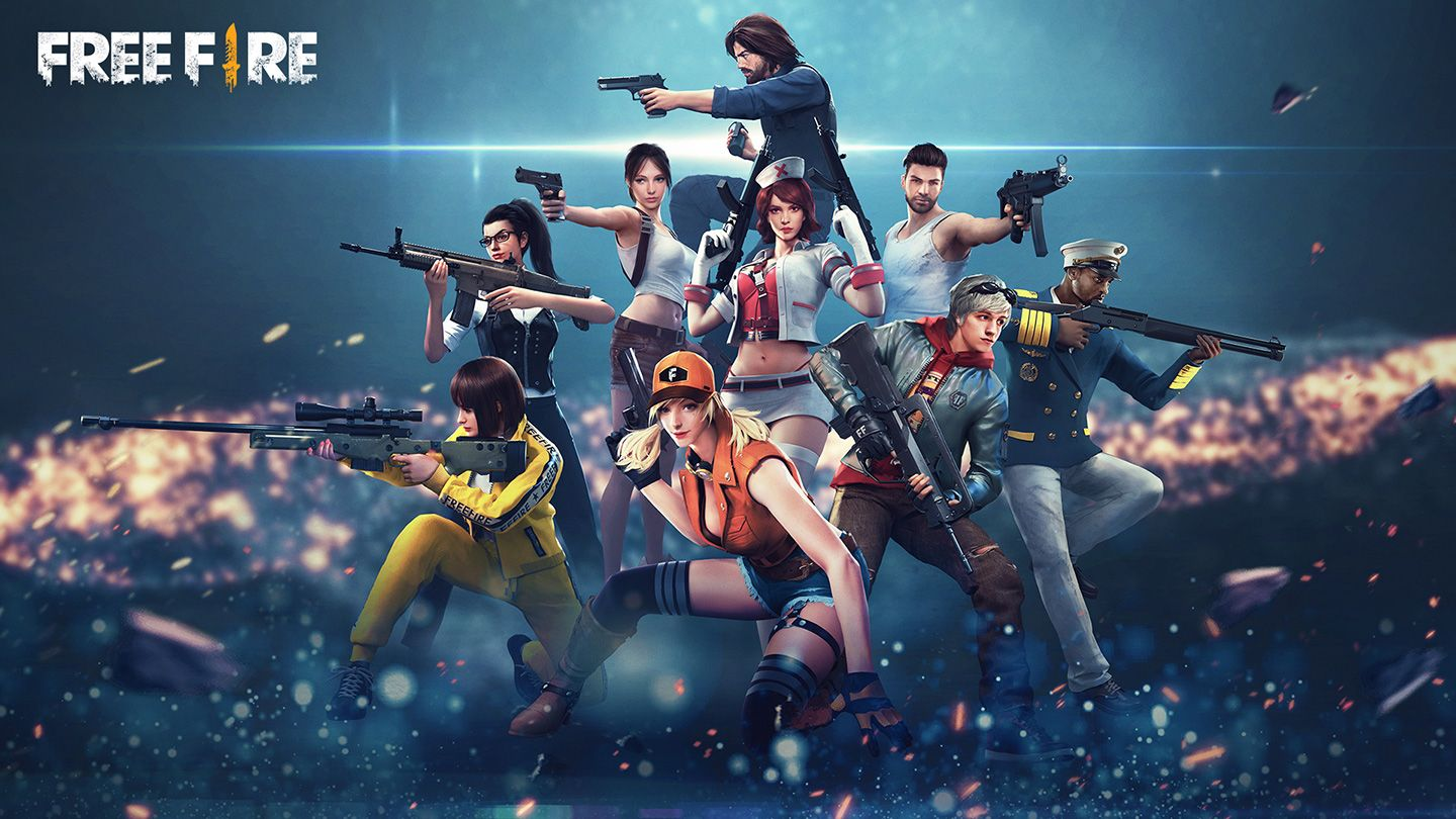 Esports Garena Free Fire On Pc December Update What S New Latest Hd Wallpapers Fire Image Hd Wallpaper