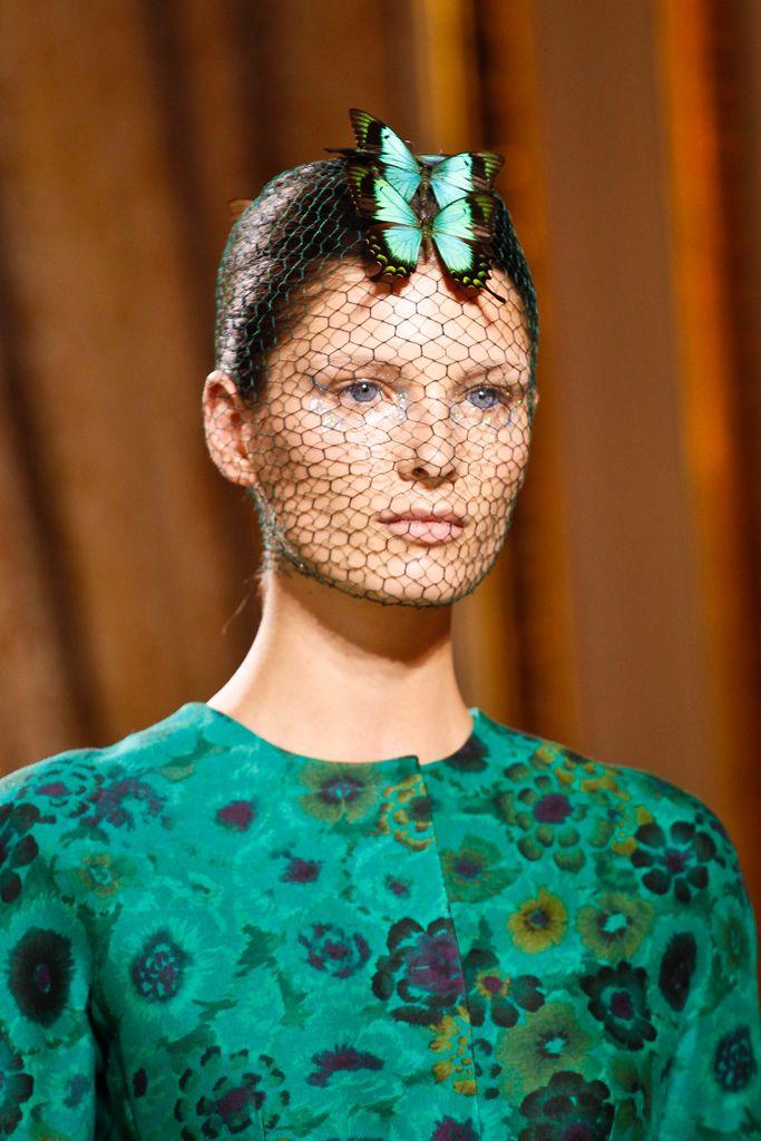 Giambattista Valli fall 2012 couture details