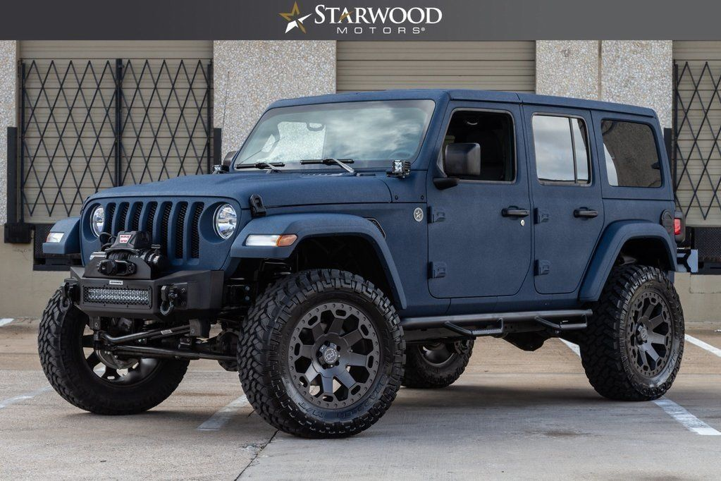 All Vehicle Inventory 2018 jeep wrangler unlimited