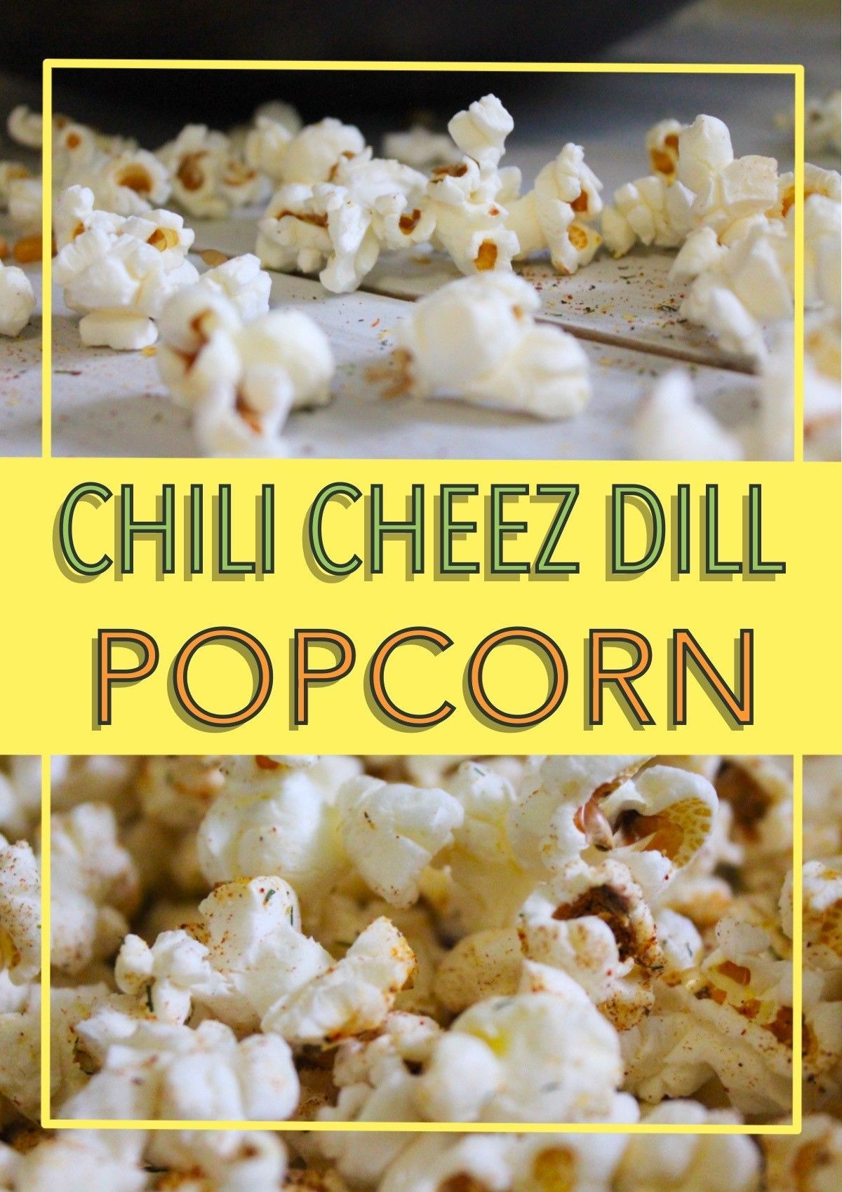 Chili dilly popcorn seasoning recipe with images