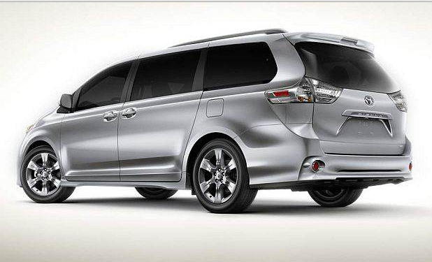 2017 Toyota Sienna Hybrid Review And Specs 2016 Dodge Grand Caravan Wish