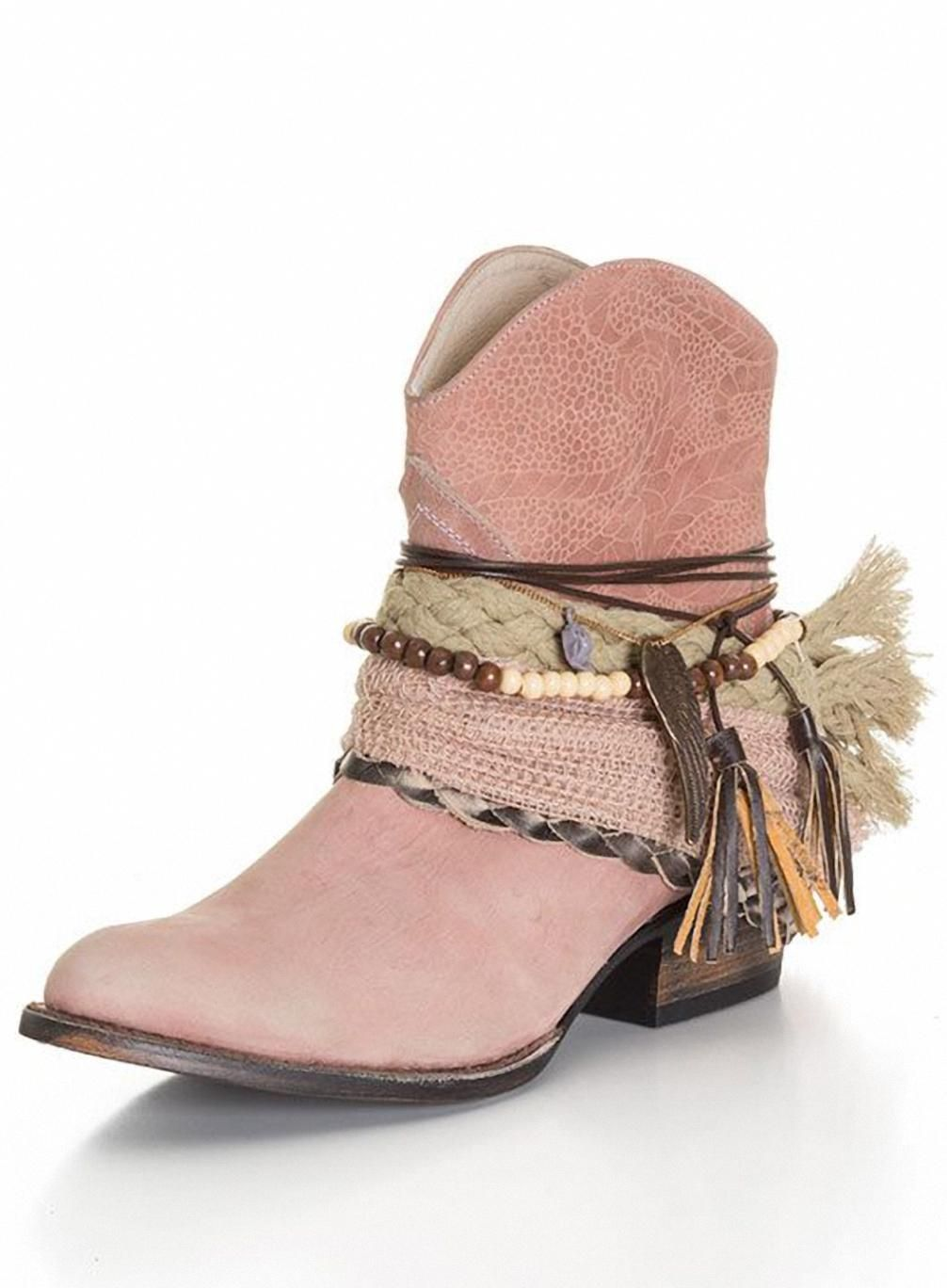 These Boots Were Made For Strutting: These Boots Were Made For Walking And That's Just What
