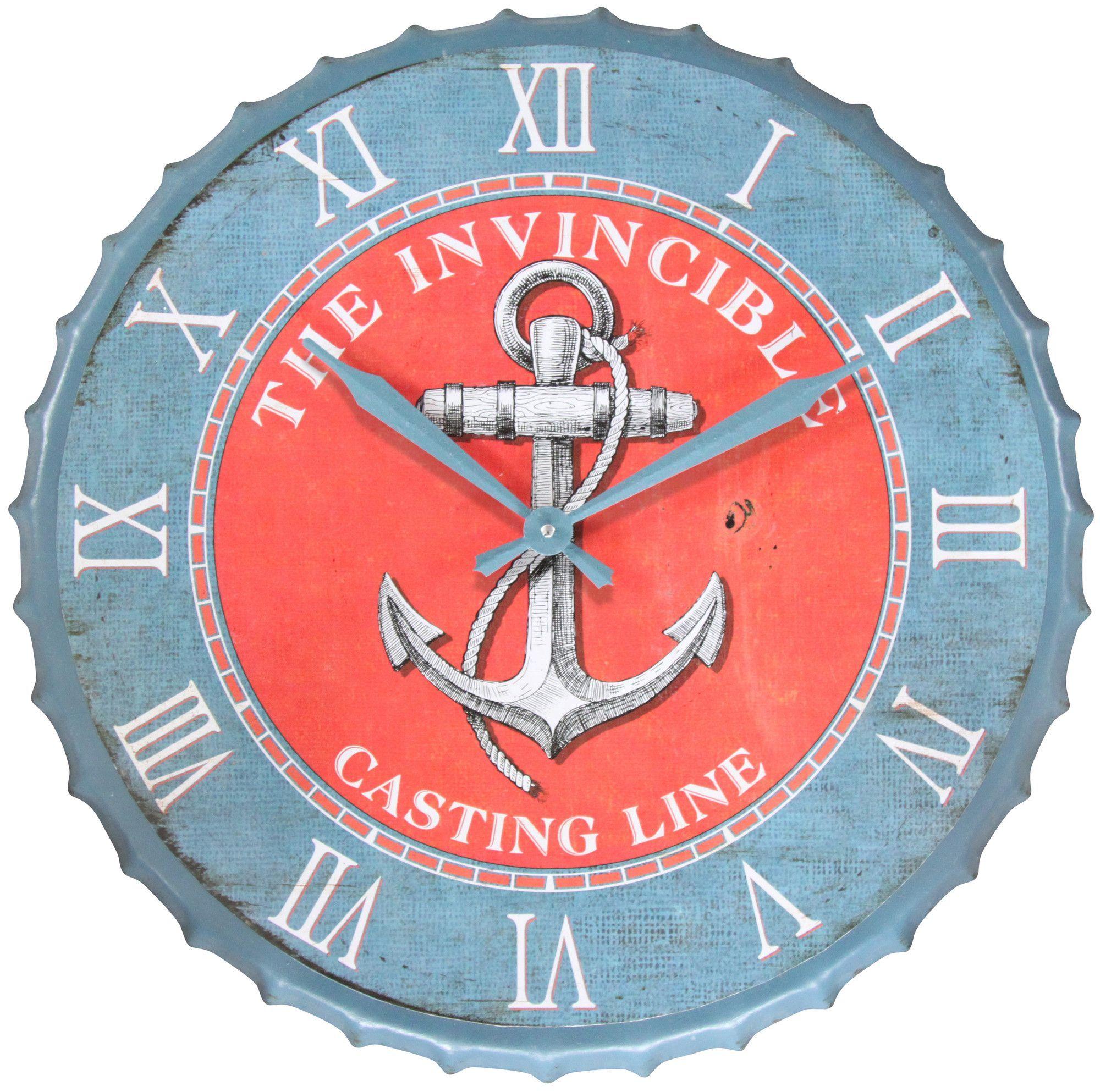 24 anchor wall clock products pinterest wall clocks and 24 anchor wall clock amipublicfo Images