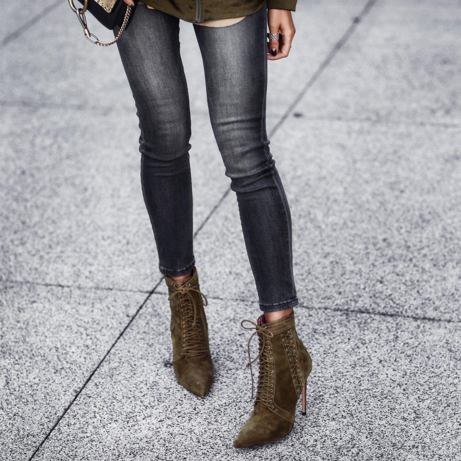 575e9efeaa6 Women's Steve Madden Satisfied Corset-Lace Bootie | Closet | Fashion ...