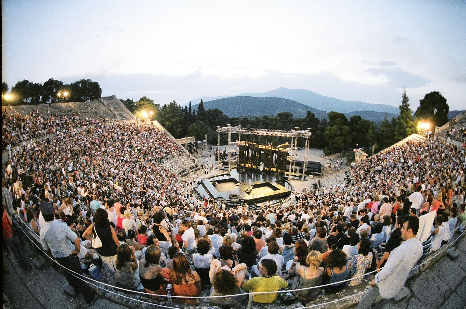 ancient greeks theatre as competition and For the ancient greeks, theater was the main game in town every year, companies of citizen actors would produce original, large budget plays the competition.