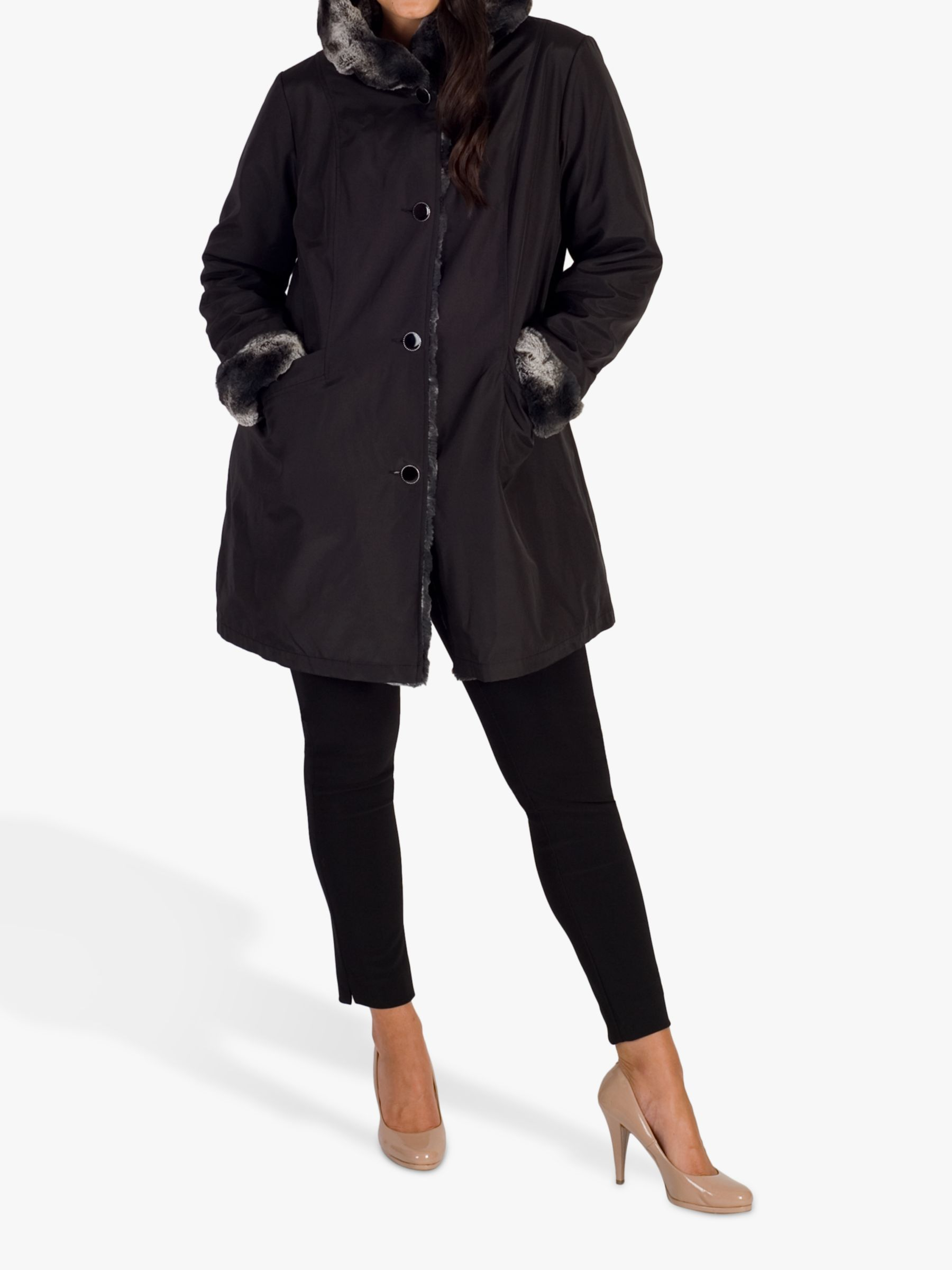 ONLY Damen Mantel Onlcilana Wool Duffle Coat OTW