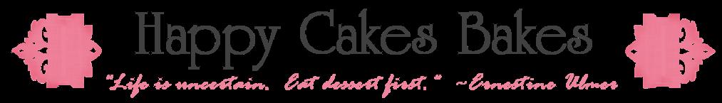 Happy Cakes Bakes