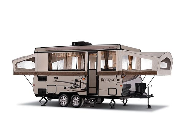 Forrest River Rockwood Tent Camper Trailers Pop Up Trailers