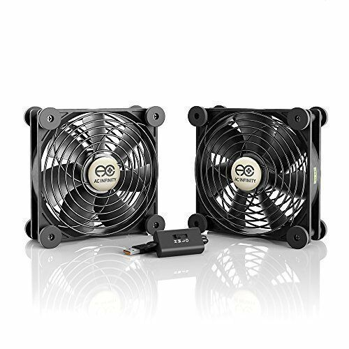 Cooling Fan Usb For Xbox Amplifier Pc Computer Tv Box Ps4 Mini