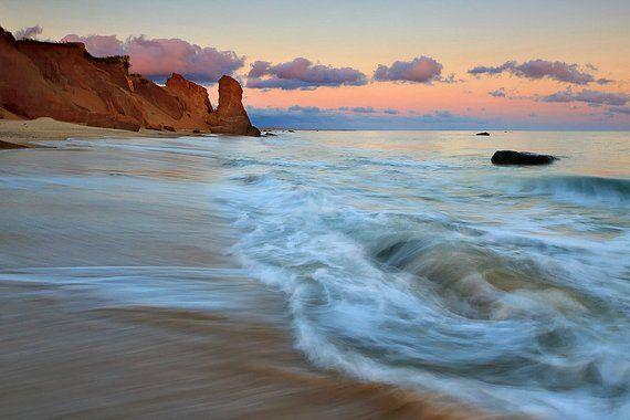 Beach Photography Martha S Vineyard Photo Print Lucy Vincent Beach