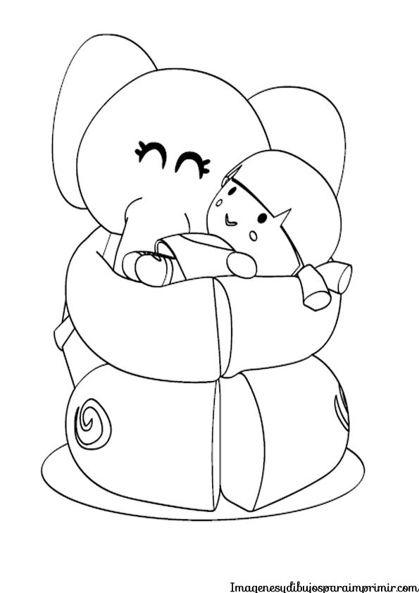 Imprimir Y Colorear Pocoyo Imagenes Y Dibujos Para Imprimir Character Pocoyo Snoopy