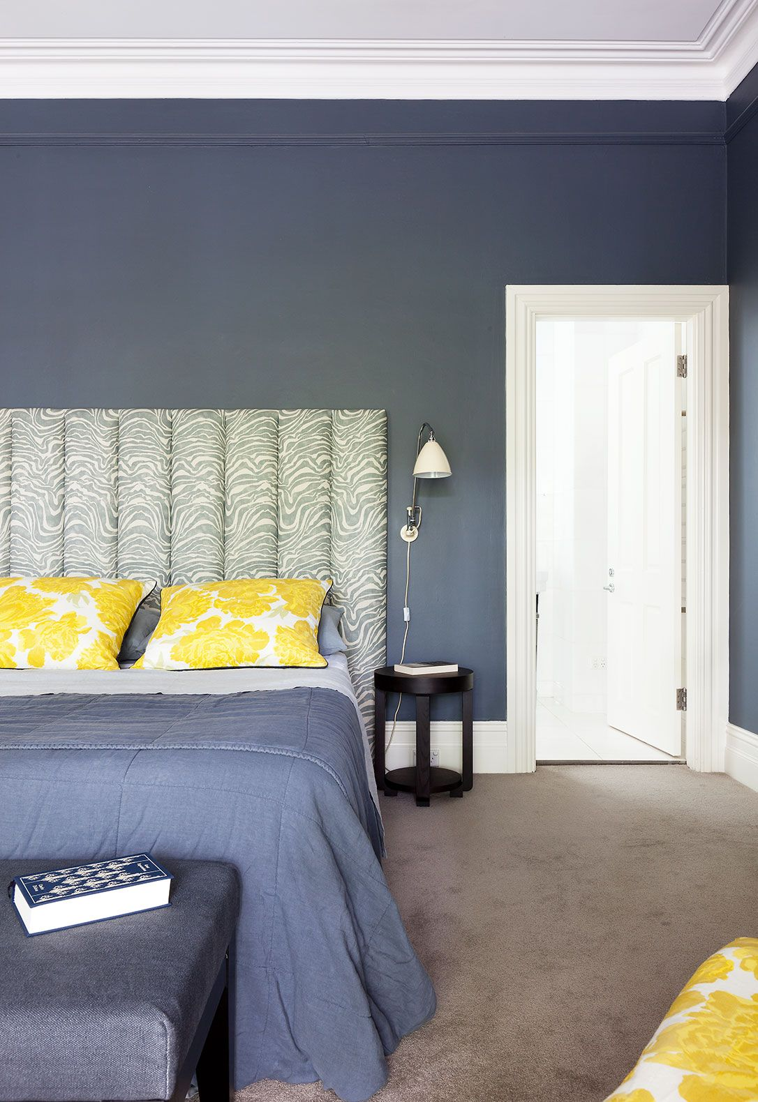Master bedroom yellow walls  World Best Interior Designer featuring arentpyke ntpyke For more