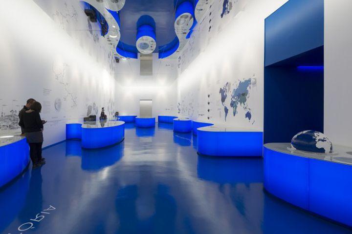 Water Museum by P-06 Atelier, Lisbon – Portugal » Retail Design ...