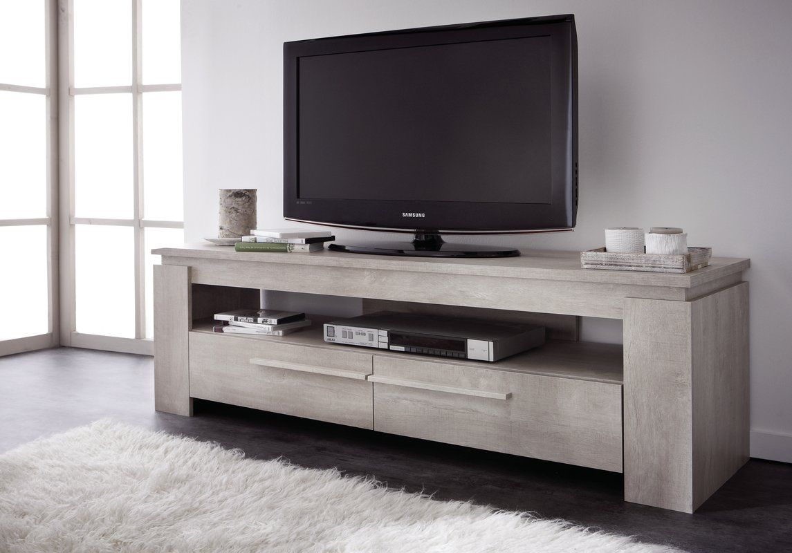 """Meuble Tv Table Basse Assorti katheryn tv stand for tvs up to 58"""" 
