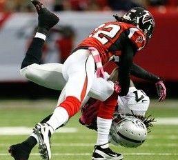 Asante Samuel - Atlanta Falcons