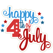 Happy 4th Of July From All Of Us At Sidelines 4th Of July Clipart 4th Of July Images Happy Fourth Of July
