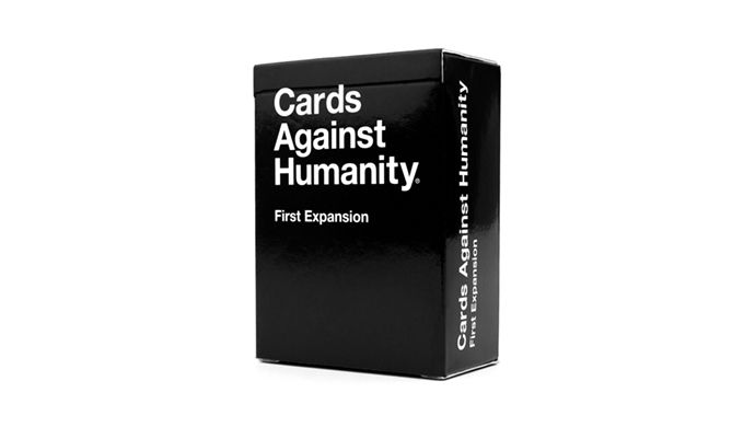 Cards Against Humanity: First Expansion! for $10.00 on 1Sale.com