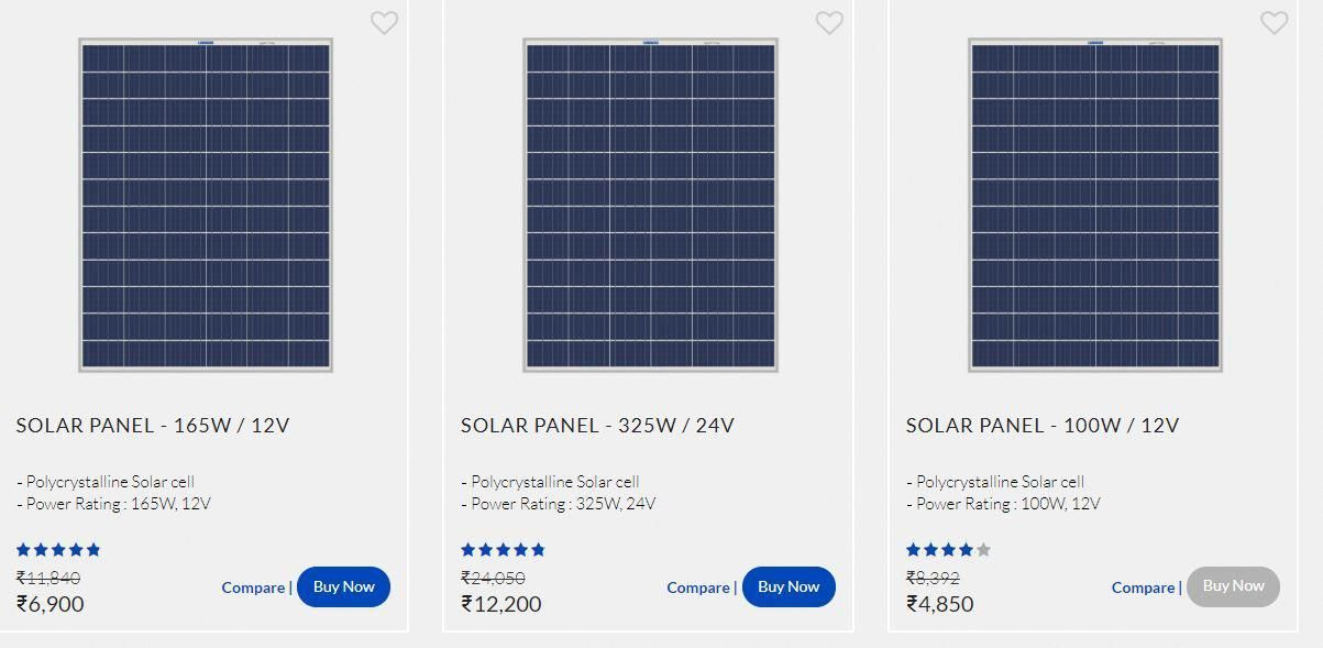 Luminous Panels Are One Of The Most Efficient And Reliable Solar Panels With Iec Certification They Carry Indu In 2020 Solar Panels Buy Solar Panels Best Solar Panels