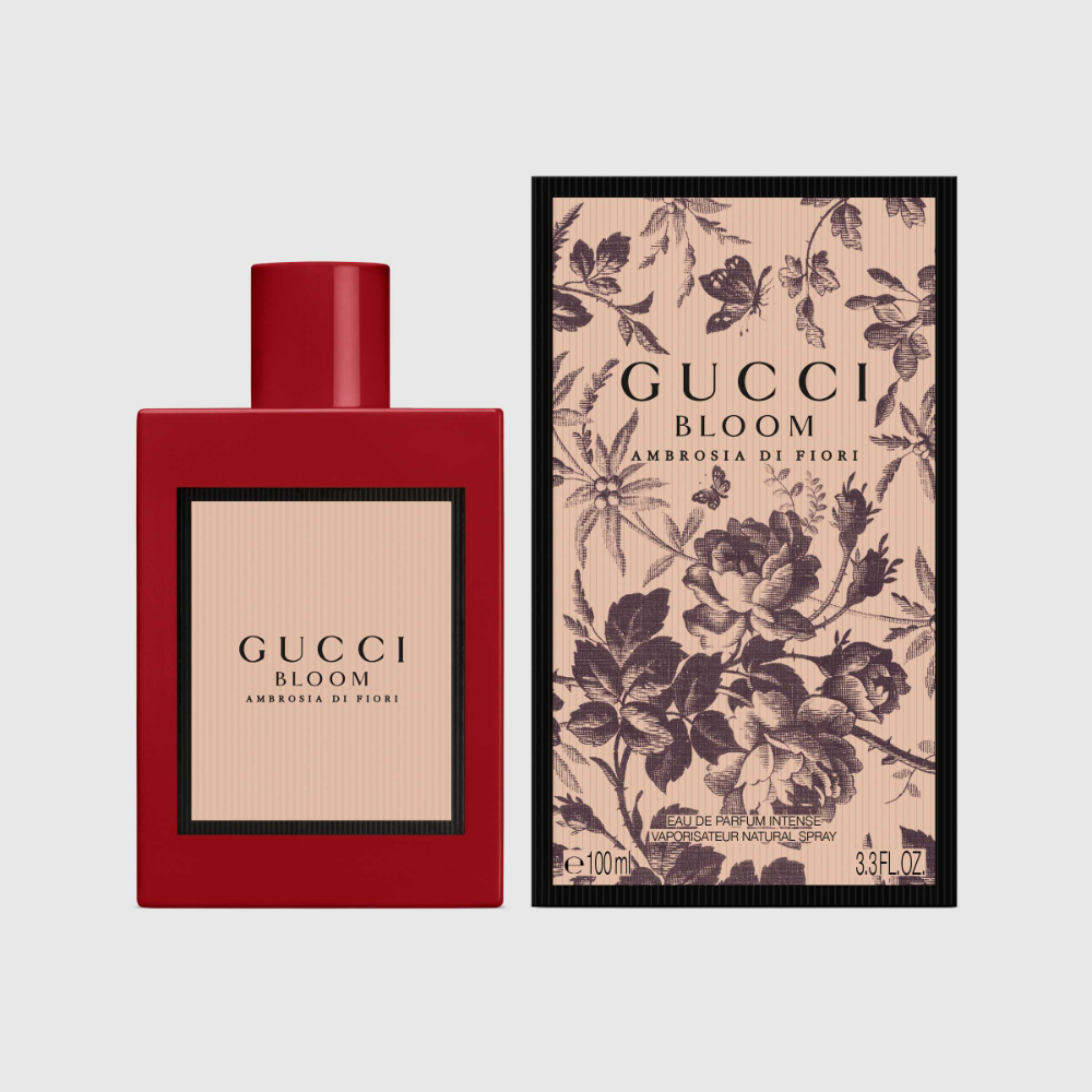 Gucci Gucci Bloom Ambrosia Di Fiori 100ml Eau De Parfum In 2021 Floral Fragrance Bloom Eau De Parfum
