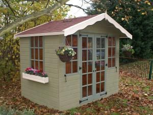 Largest Showsite For Summer House Sheds And Garden Houses In Birmingham Uk