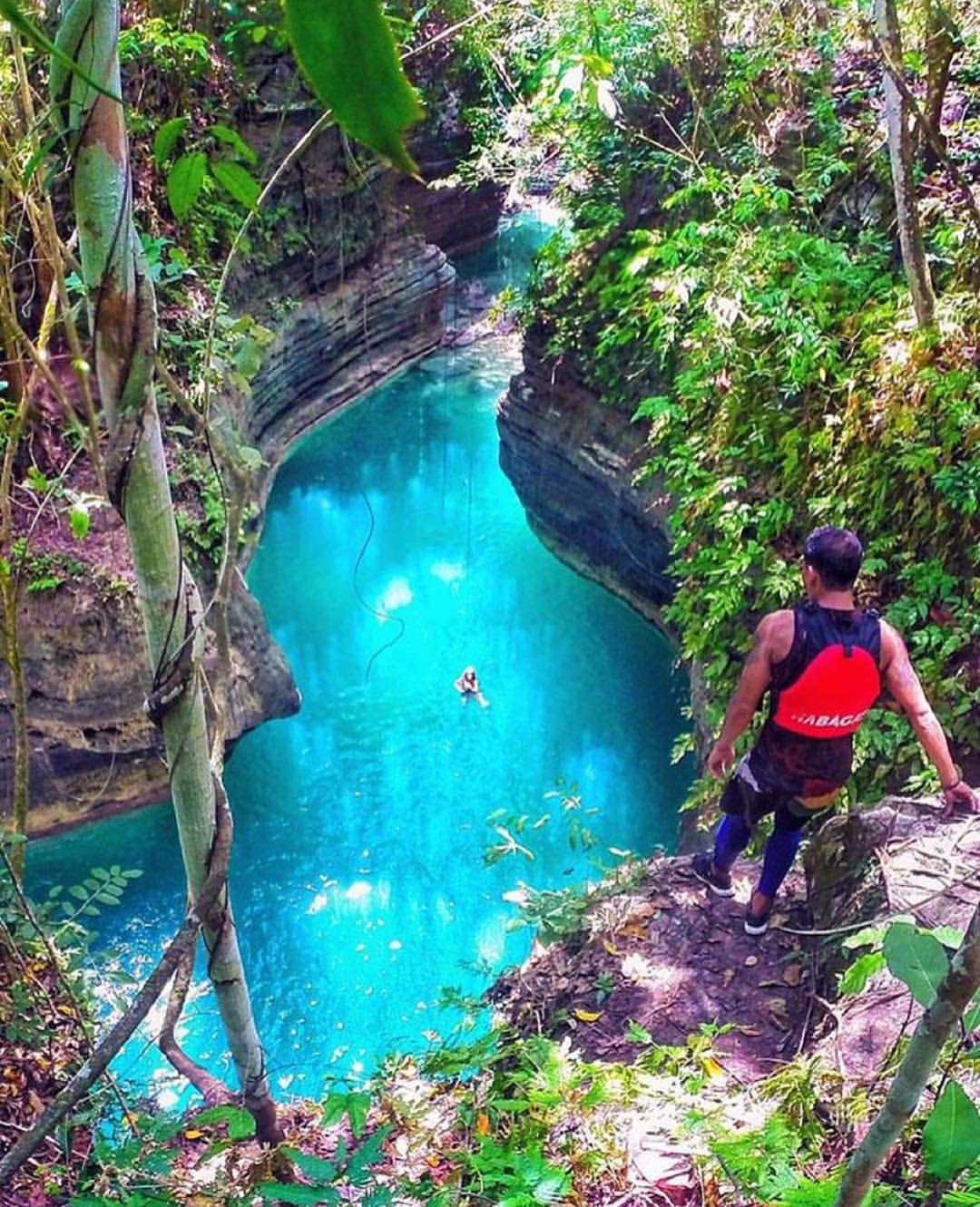 Kanlaob River Alegria Cebu Travel Porn Pinterest Cebu Rivers And Philippines