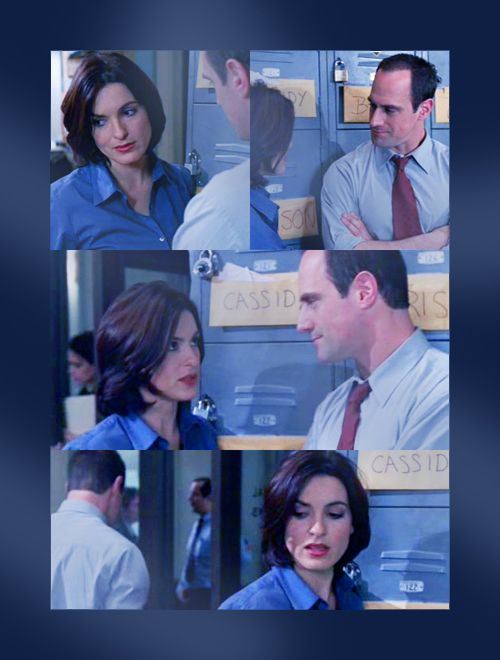 Elliot Stabler: How long you been sleeping with Cassidy?Olivia Benson: Uh, I'm not.Elliot Stabler: Your stomach just dropped two floors, Olivia. The unconscious don't lie.Olivia Benson: I'm not lying … not much.Elliot Stabler: Mm-hmm.Olivia Benson: Is it that obvious?Elliot Stabler: I'm your partner for better or worse. Look everybody knows too much about everybody else in this office anyway. Olivia Benson: I broke a rule, Elliot. A personal one. And now he wants to see me again.Elliot ...
