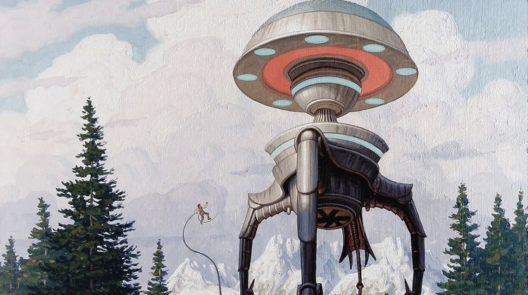 Cultural Gutter Return Of The Tripods Sci Fi Book Series Sifi Movies Culture