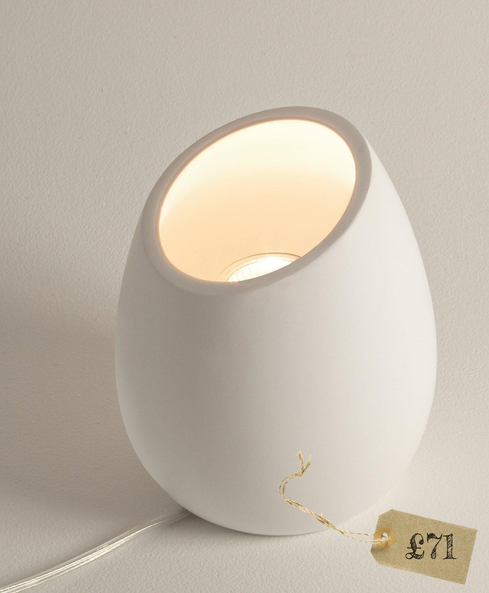 Plaster Up Lighting Floor Lamp