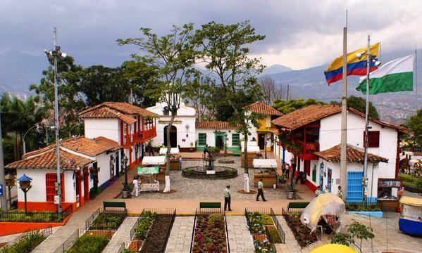 Image result for pueblito paisa