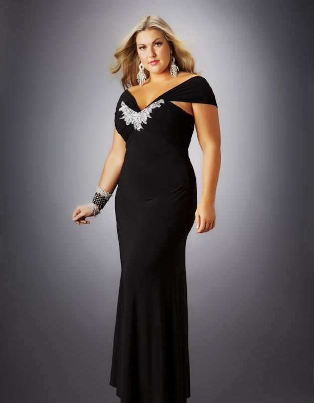 Plus Size Dresses With Sleeves In The Modern Age Plus Size Gowns Plus Size Prom Dresses Evening Dresses Plus Size