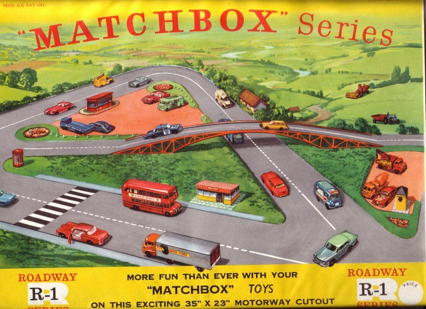 Matchbox Roadways. Vintage Toys Wanted by the-toy-exchange - http ...