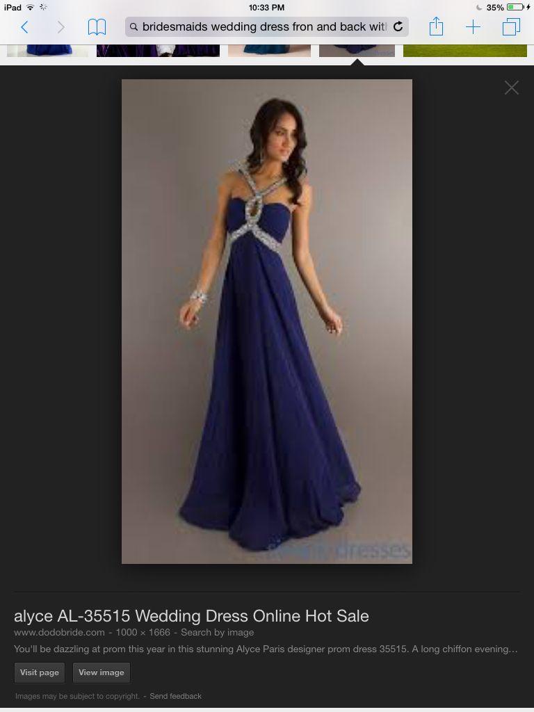 Bridesmaids dress 2