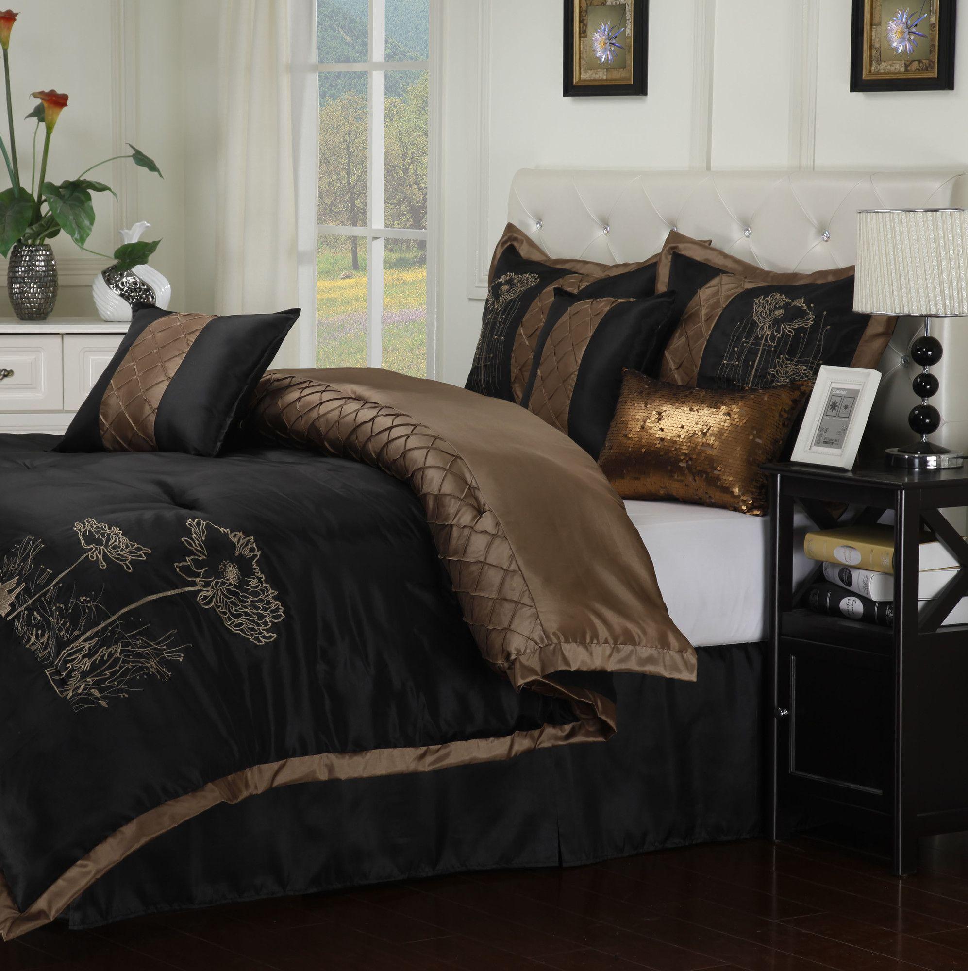 Camden 7 Piece Comforter Set
