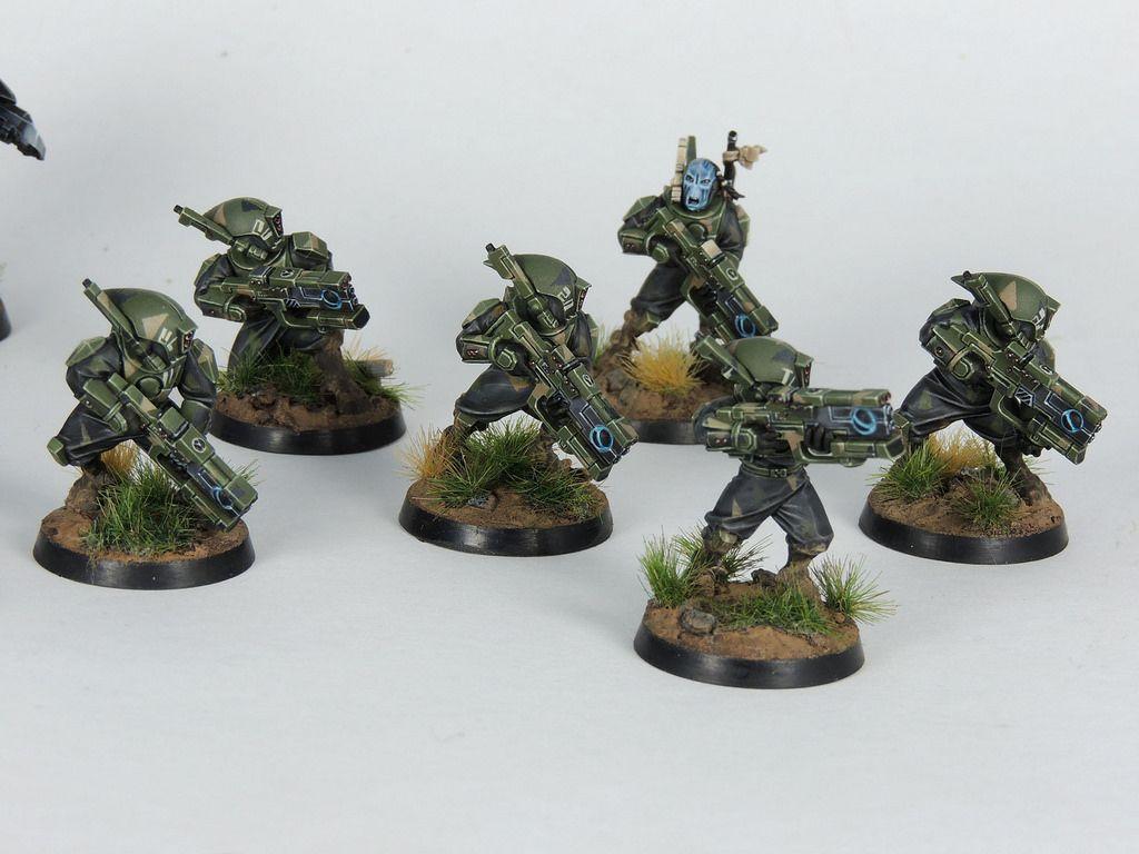 Pathfinder Green Paint