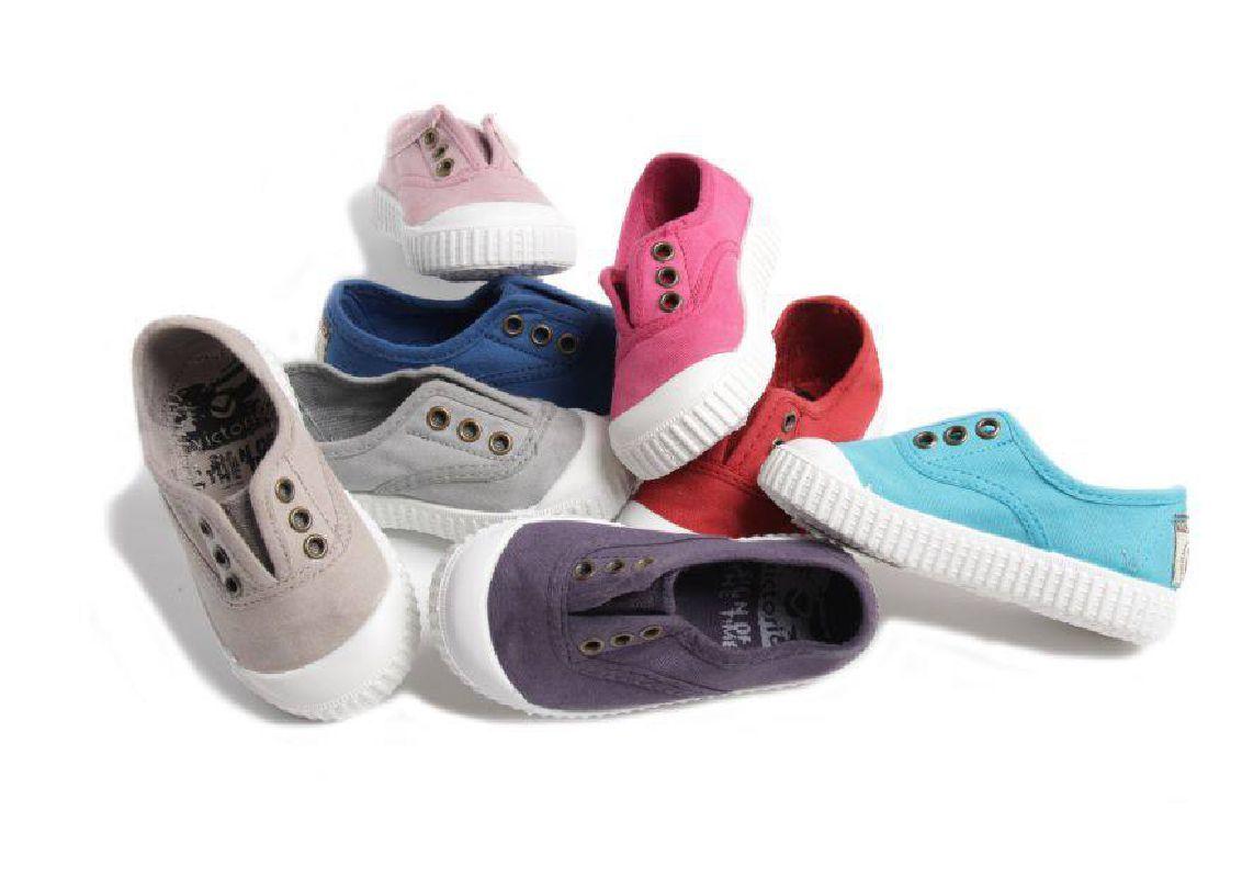 Chaussures En Tissu Victoria Nino 4Pg4ar4Y9