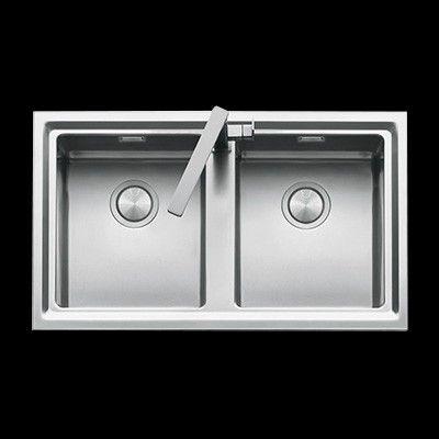 abey barazza easy top mount  drop in  double bowl sink 860mm x 500mm x abey barazza easy top mount  drop in  double bowl sink 860mm x      rh   pinterest com