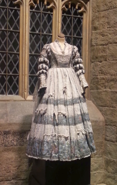 Gray Lady Harry Potter Party Lady Grey Victorian Dress
