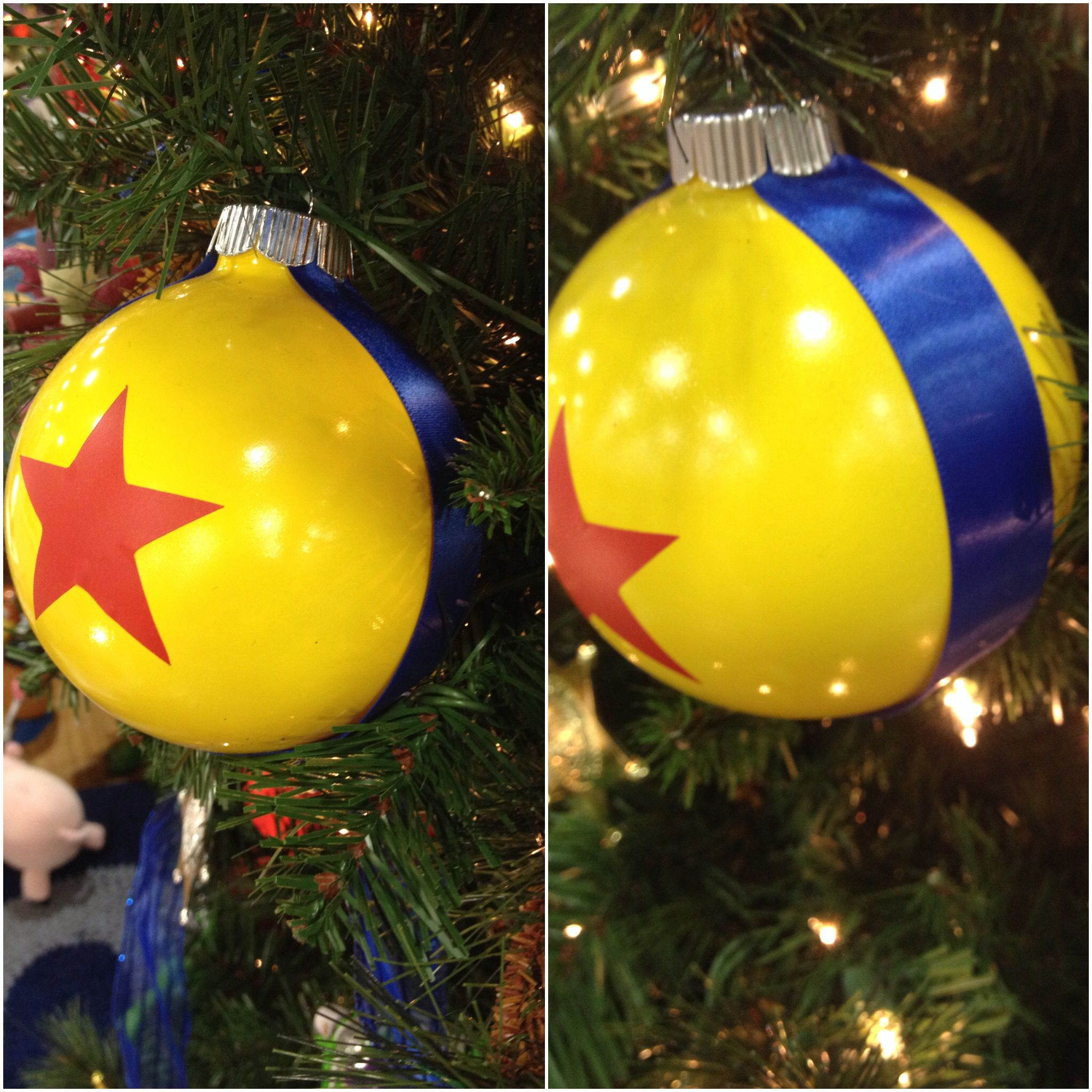 Toy Story Christmas Ornament