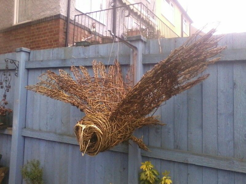 Willow owl by Emma parkins of junky monkey