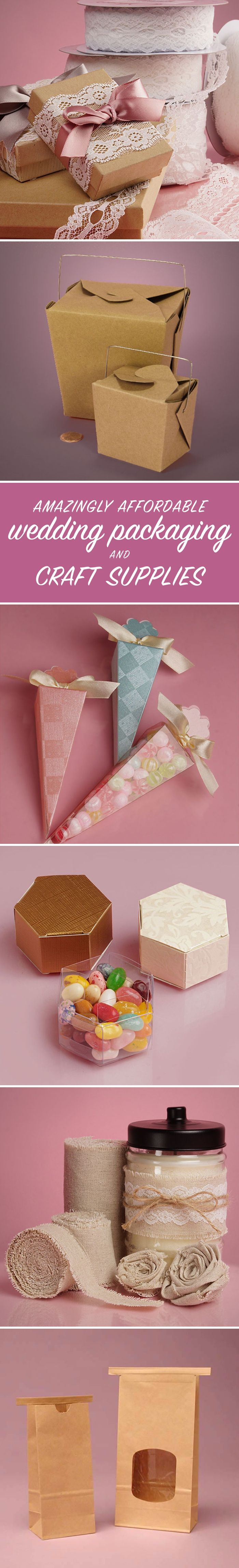 This is the BEST place to get cheap wedding favor supplies and decor ...