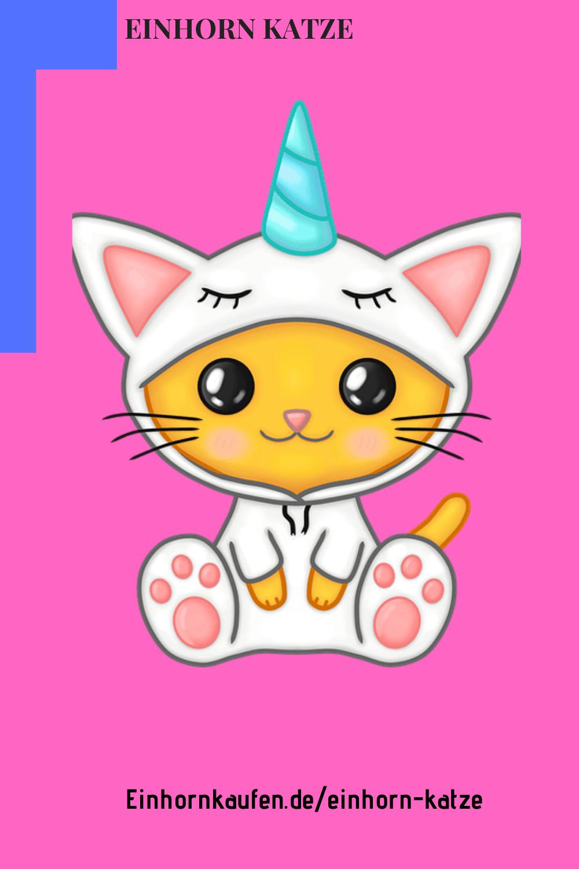 Einhorn Katze Malen Top Diy Anleitung Bei Uns Kawaii Einhorn Einhorn Malen Katze Malen